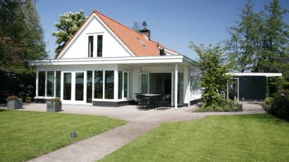 Uitbreiding en verbouwing woonhuis – Nieuwkoop