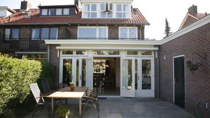 Uitbreiding en renovatie woonhuis – Heemstede