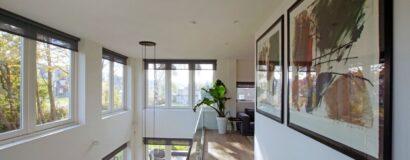 Uitbreiding en renovatie vrijstaand woonhuis – Amstelveen