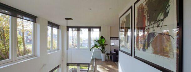 Uitbreiding en renovatie woonhuis – Amstelveen