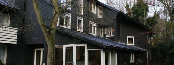 Renovatie en uitbreiding woonhuis – Wassenaar