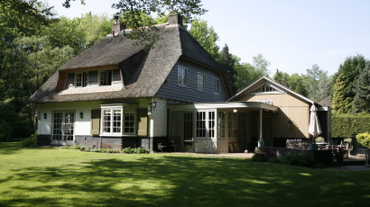 06. Uitbreiding en renovatie woonhuis te Laren