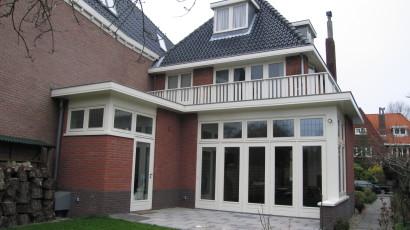 09. Uitbreiding woonhuis te Bloemendaal
