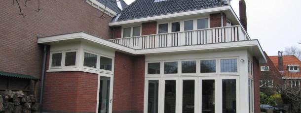 Uitbreiding woonhuis – Bloemendaal