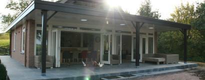 Uitbreiding en verbouwing woonhuis te Bergambacht