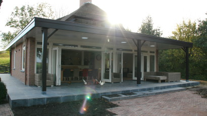 01. Uitbreiding en verbouwing woonhuis te Bergambacht