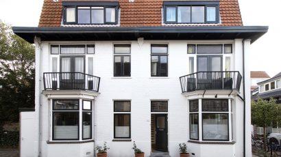 Samenvoegen twee woonhuizen – Bloemendaal