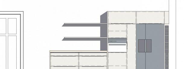 Samenvoegen twee woonhuizen – Bloemendaal 6